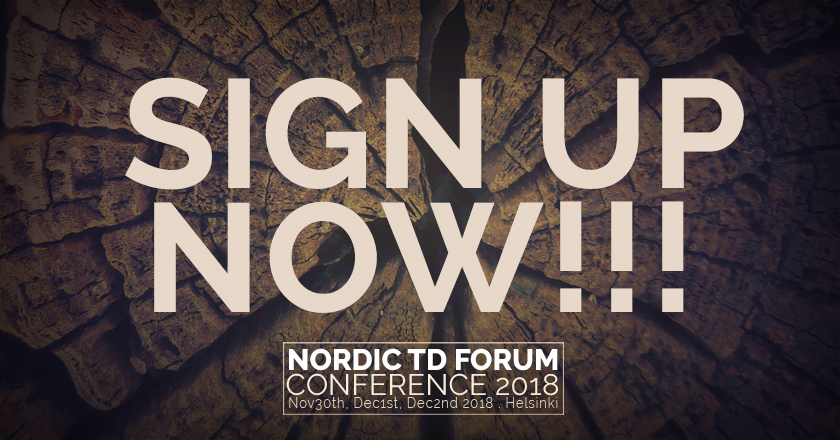 NTDF 2018 Sign Up Now!!!